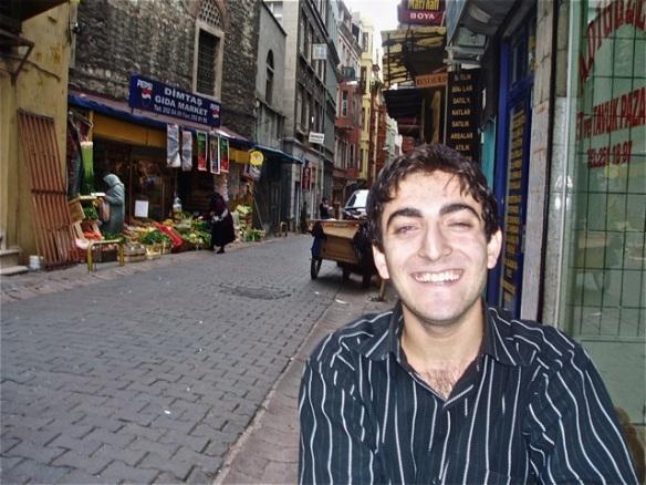 Backstreet Boy. Istanbul.
