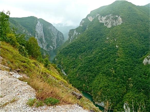 Lim river. Sandžak.