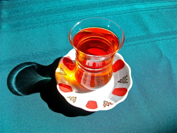 Turkish Tea in Oregon
