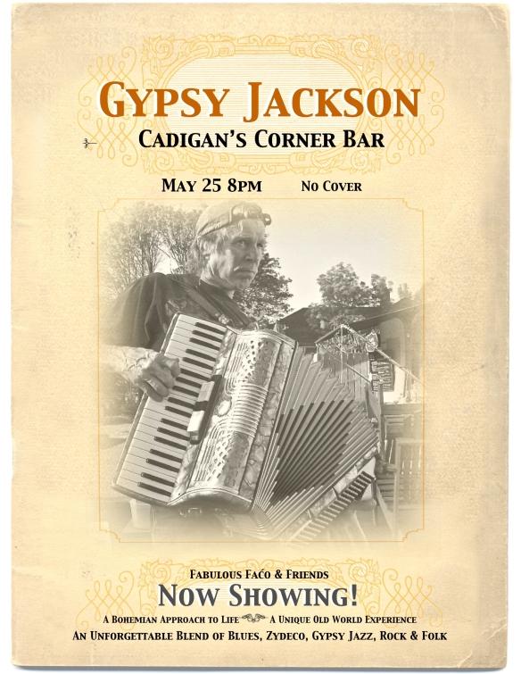 Gypsy Jackson