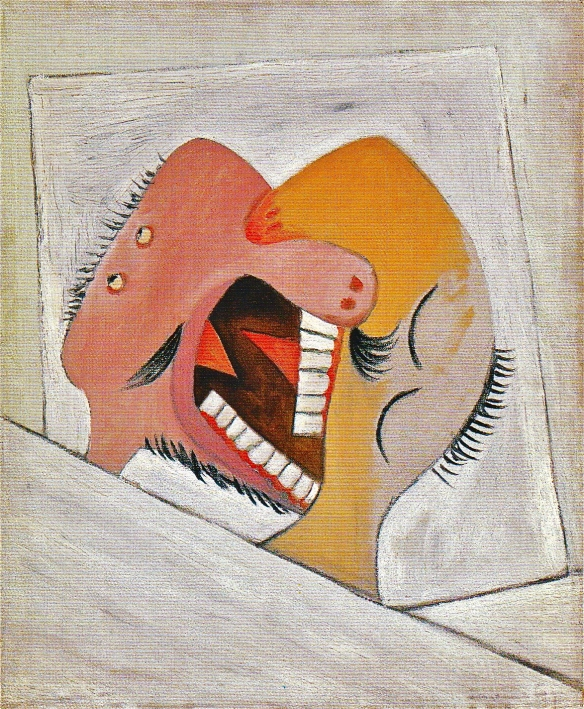 KISS by Picasso