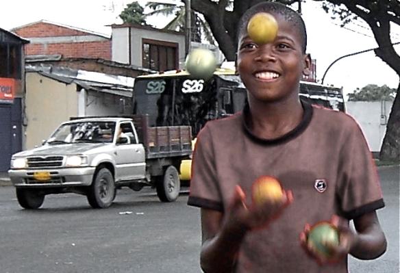 Juggle Boy