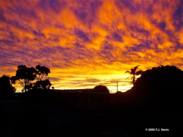 DY Sunset