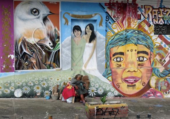 San Antonio. COLOMBIA.