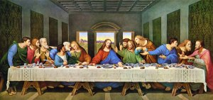 The_Last_Supper_Restored_Da_Vinci